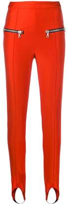 Unravel Project slim stirrup trousers