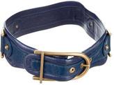 Stella McCartney Vegan Leather Waist Belt