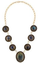 Irene Neuwirth 18K Labradorite & Onyx Necklace