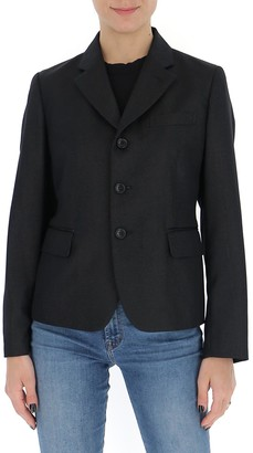 Comme des Garcons Single Breasted Blazer