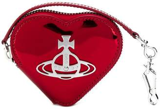 Vivienne Westwood heart shaped purse