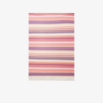 Missoni Home multicoloured Margot zigzag throw