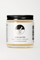Earth Tu Face Coconut Body Butter, 99g - Colorless