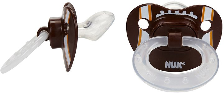 NUK Silicone Sports Pacifier