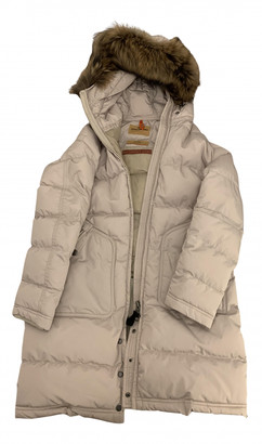 Parajumpers Beige Polyester Jackets