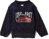 Nano Navy 'Loud & Fast' Sweatshirt - Infant, Toddler & Boys