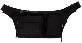 HUGO Black Record Waist Bag