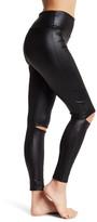 Magid High Waist Faux Leather Legging