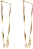Monique Péan Women's Elongated Hoop Earrings