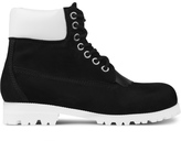 Discovered Black Logger Land Boots