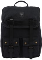 Belstaff Colonial Waxed Cotton Backpack
