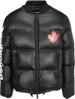 Dsquared2 Dsqaured2 Caban Down Jacket