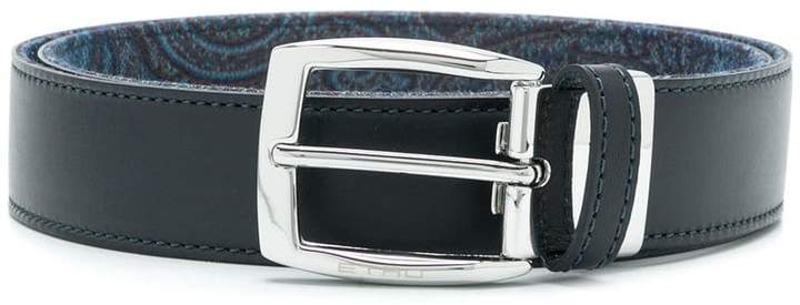 Etro paisley interior belt