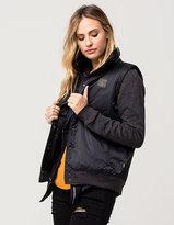 RVCA Replay Womens Puffer Jacket