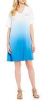 Peace Love World Mia Ombre Dress