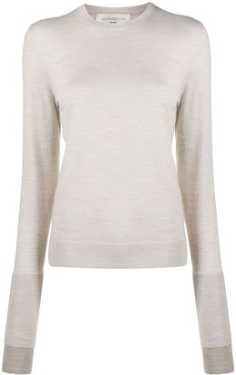 Victoria Beckham Long-Sleeve Jumper