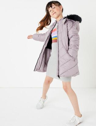Marks and Spencer Stormwear Padded Coat (3-16 Yrs)