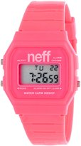 Neff Men's NF0204- Old Digital Display Strap