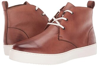 Carlos by Carlos Santana Ruiz Chukka Sneaker (Oxblood) Men's Shoes