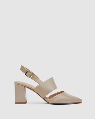 Sandler - Women's Nude All Pumps - Kitson - Size One Size, 8 at The Iconic