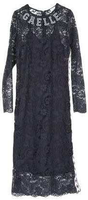 Gaëlle Paris GAeLLE Paris 3/4 length dress