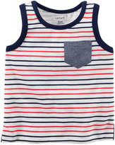 Carter's 4th Of July Tank Top - Baby Boys