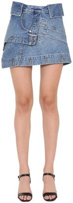 Alexander Wang Denim Skirt
