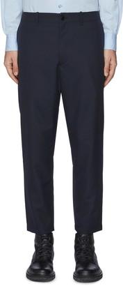 Oamc Zip detail crop wool pants