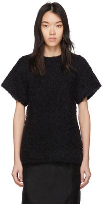Totême Black Boucle Espera T-Shirt