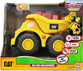 CAT Building Crew Lights & Sounds Glow Dump Truck