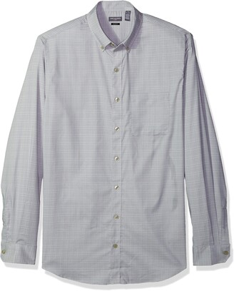 Van Heusen Men's Big Tall Slim Flex Stretch Non Iron Shirt