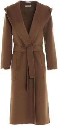S Max Mara 'S Max Mara Nicolo Robe Coat