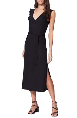 Paige Ravyn Sleeveless Midi Dress