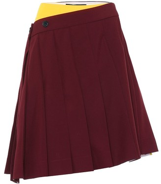 Calvin Klein Pleated skirt