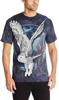 The Mountain Snow Owl Moon T-Shirt