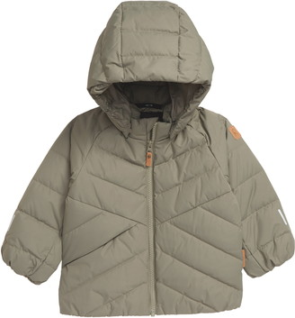 Reima Ayles Water Repellent Jacket with Removable Hood