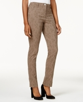 Style&Co. Style & Co Style & Co Petite Jacquard Jeans, Created for Macy's