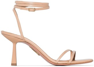 Aquazzura Isabel 75mm sandals