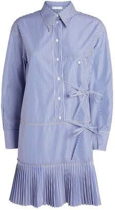 Chloé Cotton Stripe Dress