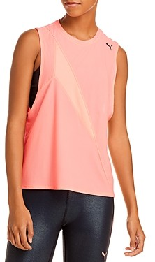 Puma Train Pearl Mesh Tank Top