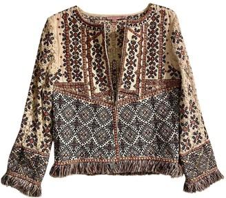 Calypso St. Barth Multicolour Cotton Jacket for Women