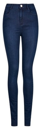 Dorothy Perkins Womens **Tall Indigo Shape And Lift Jeans
