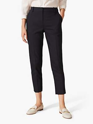 Phase Eight Ulrica Suit Trousers, Navy