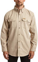 Stanley Khaki Button-Up