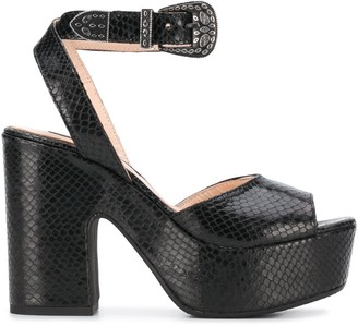 Pinko Open-Toe Sandals