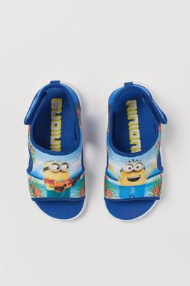 H&M Scuba-look Sandals