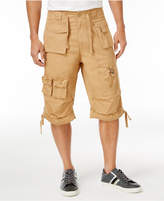 Sean John Men's Big and Tall 15and#034; Classic Flight Cargo Shorts