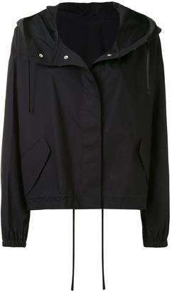 Jil Sander Hooded Oversized Jacket