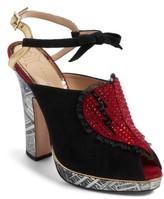 Charlotte Olympia Women's Killer Heels Sandal