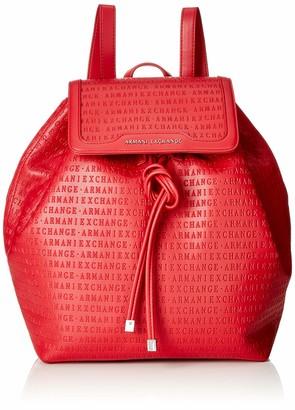 A|X Armani Exchange Womne's Backpack